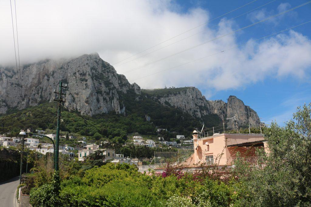 Capri. Iunieta Sandu
